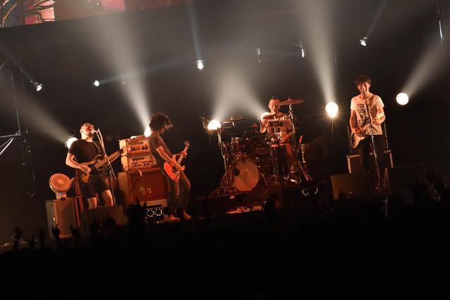 the band apart(写真提供:rockin'on japan)