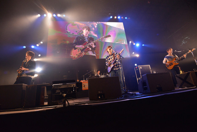 フレデリック(写真提供:rockin'on japan)