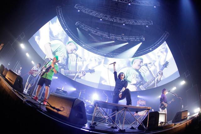 ヒステリックパニック(写真提供:rockin'on japan)