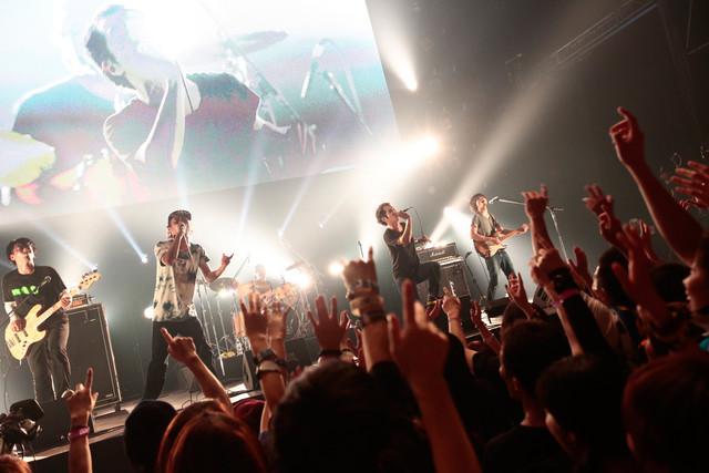 NUBO(写真提供:rockin'on japan)