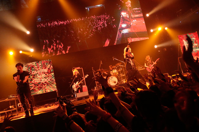 OLDCODEX(写真提供:rockin'on japan)