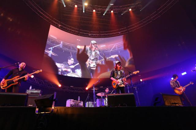 The Mirraz(写真提供:rockin'on japan)