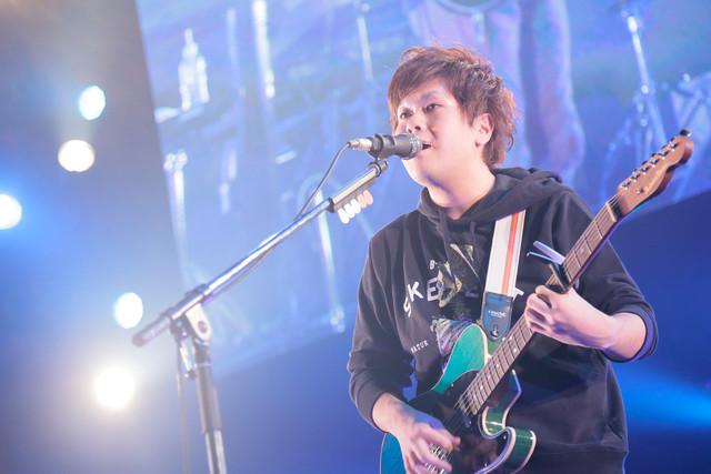 じん(写真提供:rockin'on japan)