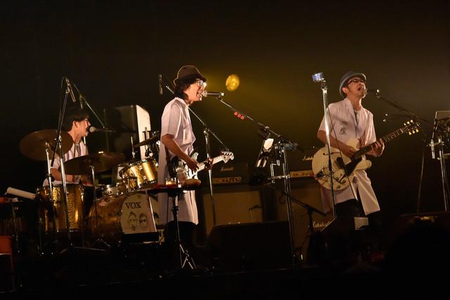 サンフジンズ(写真提供:rockin'on japan)