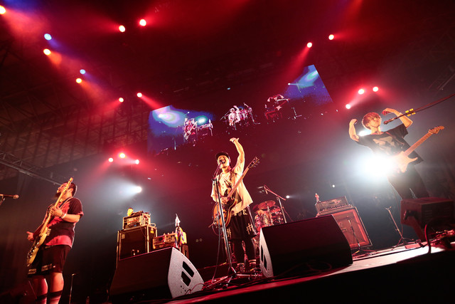 Rhythmic Toy World(写真提供:rockin'on japan)