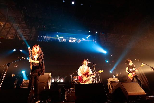 ヒトリエ(写真提供:rockin'on japan)