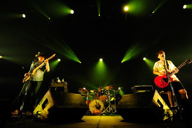 ASPARAGUS(写真提供:rockin'on japan)
