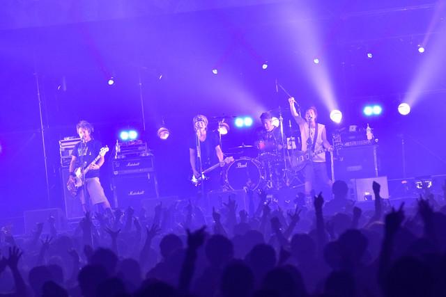 GOOD4NOTHING(写真提供:rockin'on japan)