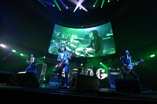 a flood of circle(写真提供:rockin'on japan)