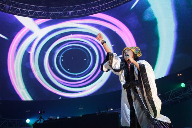 DJやついいちろう(写真提供:rockin'on japan)