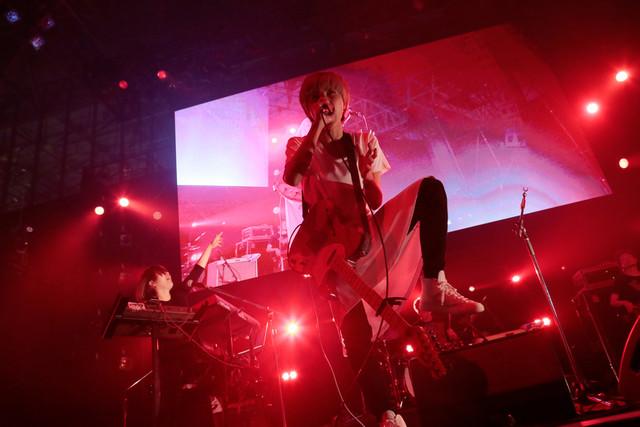ハルカトミユキ(写真提供:rockin'on japan)