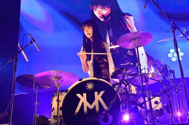 シシド・カフカ(写真提供:rockin'on japan)