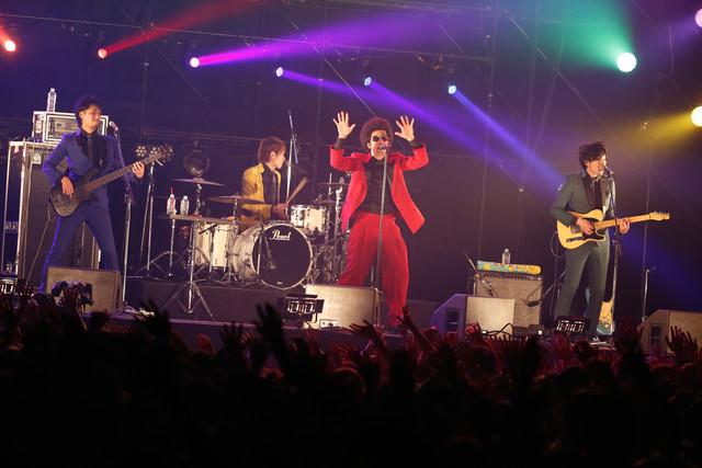 BRADIO(写真提供:rockin'on japan)