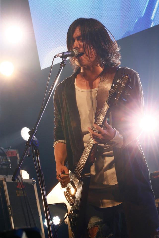 小林太郎(写真提供:rockin'on japan)
