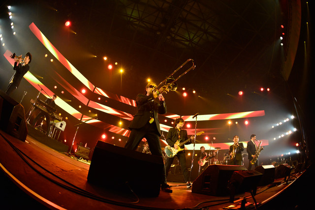 東京スカパラダイスオーケストラ(写真提供:rockin'on japan)