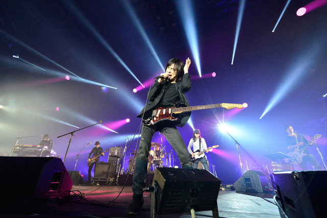 エレファントカシマシ(写真提供:rockin'on japan)