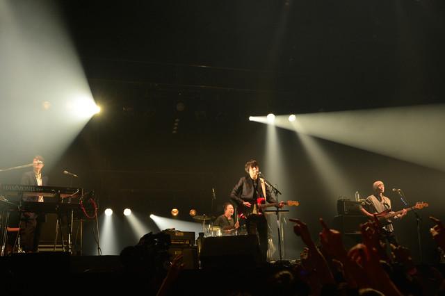 フジファブリック(写真提供:rockin'on japan)