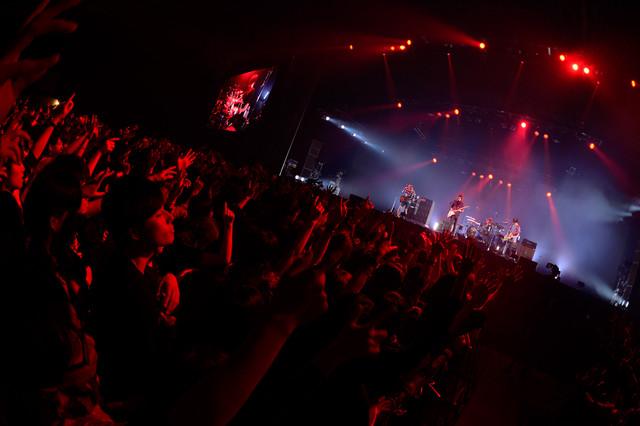 androp(写真提供:rockin'on japan)