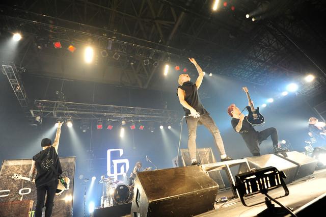 coldrain(写真提供:rockin'on japan)