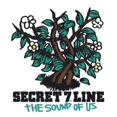 SECRET 7 LINE「THE SOUND OF US」ジャケット