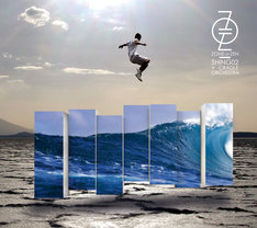 Shing02+Cradle Orchestra「Zone of Zen」ジャケット