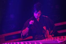 いぶくろ聖志(箏)(写真提供:エイベックス・ミュージック・クリエイティヴ)