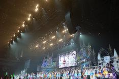 「俺の藤井 2016 in さいたまスーパーアリーナ ~Tynamite!!~『やっぱりライブ!スタフェス~2016~』」の様子。