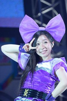 大黒柚姫。写真は「俺の藤井 2016 in さいたまスーパーアリーナ ~Tynamite!!~『やっぱりライブ!スタフェス~2016~』」出演時のもの。