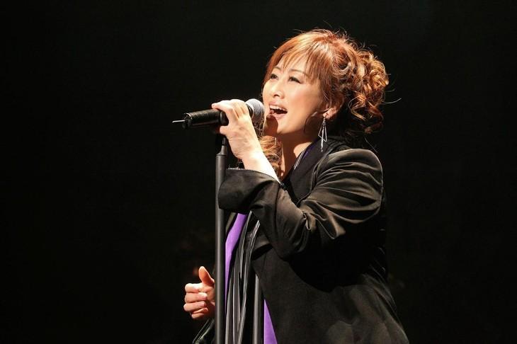 渡辺美里 (写真提供:EPICレコードジャパン)