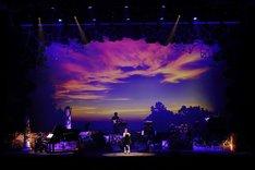 柴田淳「Jun Shibata 15th Anniversary Special Moon night Miracle party」の様子。(撮影:宮家和也)