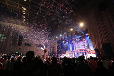 「SUPER☆GiRLS 日本列島縦断の旅・感謝記念公演~歩み続ける少女たち~」の様子。(写真提供:iDOL Street)