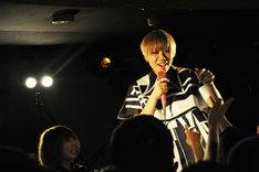 大森靖子とコショージメグミ。
