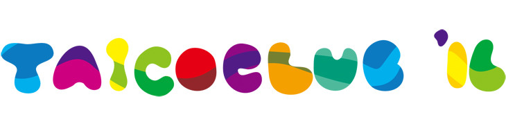 「TAICOCLUB'16」ロゴ