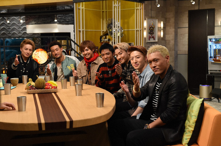 GENERATIONS from EXILE TRIBE (c)TBSテレビ