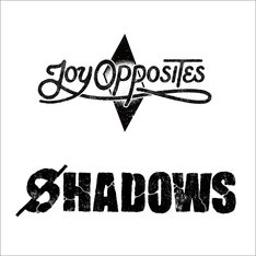 Joy OppositesとSHADOWSのロゴ。