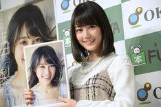 2位は「乃木坂46生田絵梨花『ドイツに生まれてよかった』初写真集に父親登場」より、生田絵梨花。