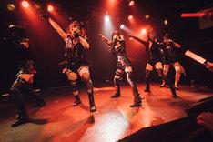 ブラックDPG(撮影:タイコウクニヨシ)