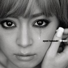浜崎あゆみ「A BEST -15th Anniversary Edition-」ジャケット