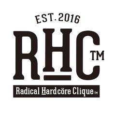 Radical Hardcore Cliqueロゴ