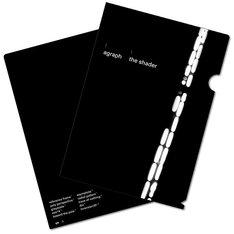 タワーレコード購入者に配布されるクリアファイル。