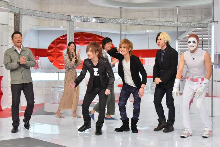 「おしゃれイズム」収録の様子。(c)日本テレビ
