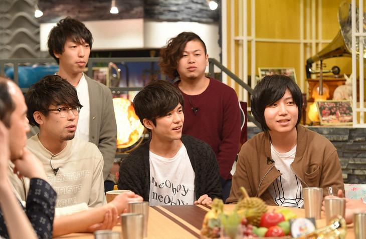キュウソネコカミ (c)TBS