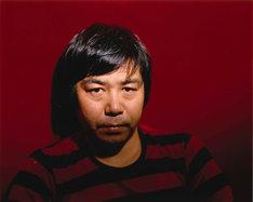 人気画像3位は「赤塚不二夫映画でタモリ&U-zhaanが主題曲」より、赤塚不二夫。(撮影:荒木経惟)