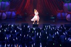 楠田亜衣奈「さんくっすん BIRTHDAY ~27年前の今日 楠田亜衣奈が生まれるってよ~」の様子。