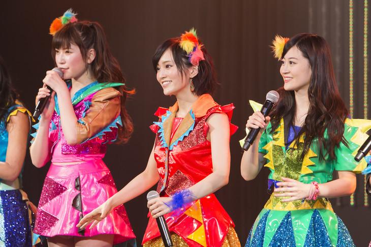 2月9日に大阪・NMB48劇場にて行われたTeam N「ここにだって天使はいる」公演の様子。 (c)NMB48