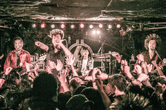 SA「TOUR『START ALL OVER AGAIN, NOW! 2016』<prologue>」の様子。(Photo by Tsuzie Jacky)