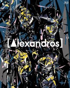 "[Alexandros]「[Alexandros] live at Makuhari Messe ""大変美味しゅうございました""」Blu-ray 初回限定盤ジャケット"