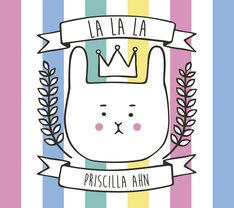 プリシラ・アーン「LA LA LA」ジャケット