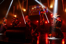「BOYS AND MEN 5th ANNIVERSARY ZEPP TOUR」東京公演の様子。(Photo by Kayoko Yamamoto)