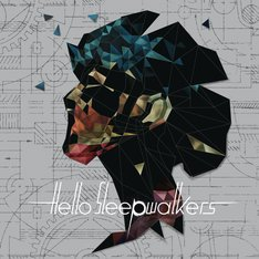 Hello Sleepwalkers「Planless Perfection」ジャケット